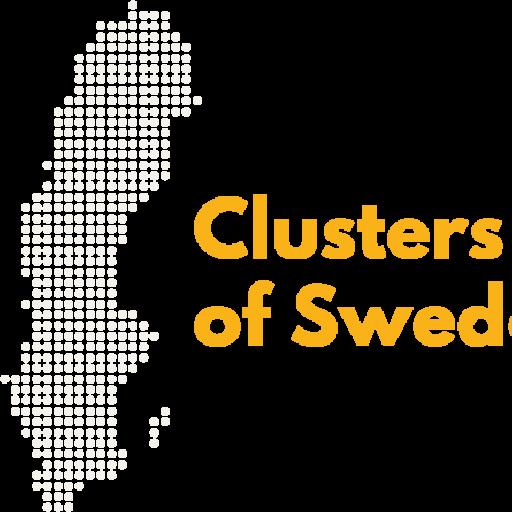 Clusters of Sweden